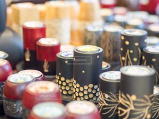 タイ土産 キャンドルの写真・画像素材[1068960]
