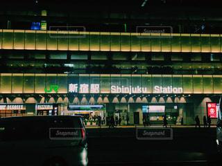 新宿駅 バスタの写真・画像素材[1098654]