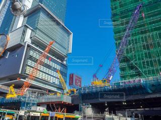 渋谷 ヒカリエの写真・画像素材[1172349]