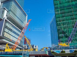 渋谷駅 ヒカリエの写真・画像素材[1172351]