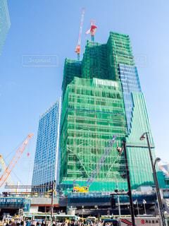 渋谷駅 ヒカリエの写真・画像素材[1172354]
