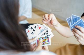 トランプゲームの写真・画像素材[1320280]
