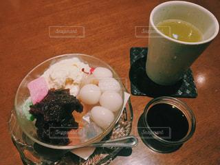 あんみつ 和菓子の写真・画像素材[1354005]
