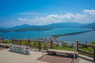 日本三景の一つ天橋立の写真・画像素材[1384882]