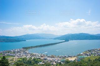 日本三景の一つ天橋立の写真・画像素材[1384883]