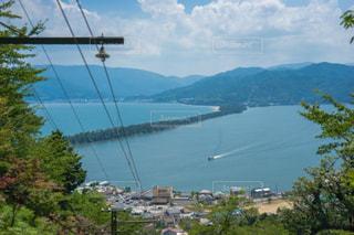 日本三景の一つ天橋立の写真・画像素材[1385484]