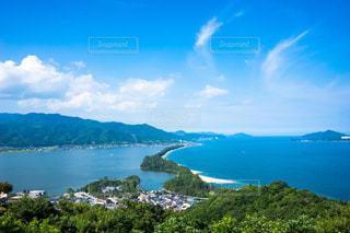 日本三景の一つ天橋立の写真・画像素材[1385492]