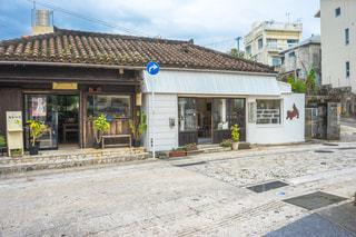 沖縄のやちむん通りの写真・画像素材[1565103]