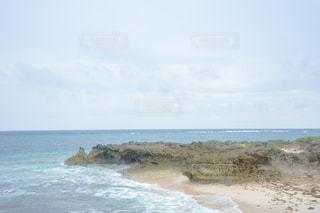 沖縄の久高島の写真・画像素材[1565118]