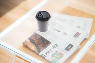 リビングでコーヒーを飲むの写真・画像素材[1846782]