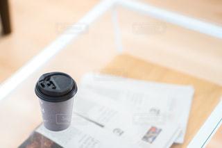 リビングでコーヒーを淹れるの写真・画像素材[1846803]
