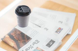 リビングでコーヒーを淹れるの写真・画像素材[1846804]