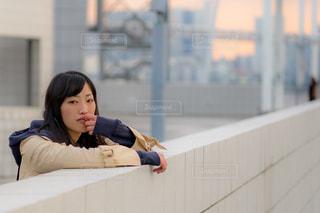 人との別れの写真・画像素材[2050418]