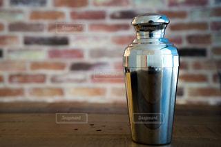 ボトルのクローズアップの写真・画像素材[2098182]