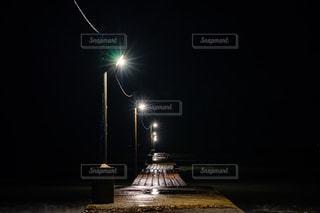 南房総の原岡桟橋の写真・画像素材[2280827]