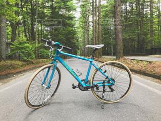 サイクリングの写真・画像素材[604394]