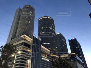 高層ビルの写真・画像素材[642677]