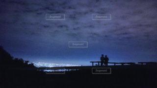 夜景の写真・画像素材[610301]