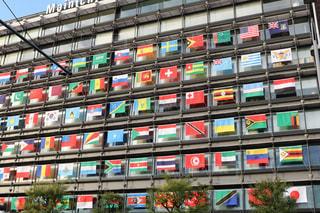 各国の旗の写真・画像素材[853178]