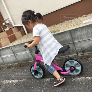 自転車の写真・画像素材[604879]