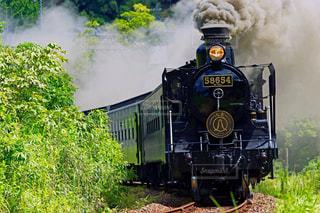 蒸気機関車の写真・画像素材[756669]