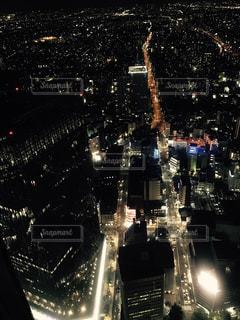 夜景の写真・画像素材[611609]
