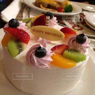 ケーキの写真・画像素材[607995]