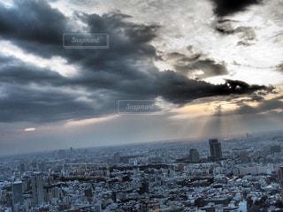 東京タワーの写真・画像素材[607309]