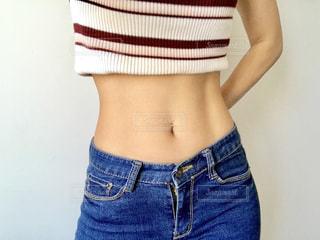 腹筋の写真・画像素材[802582]