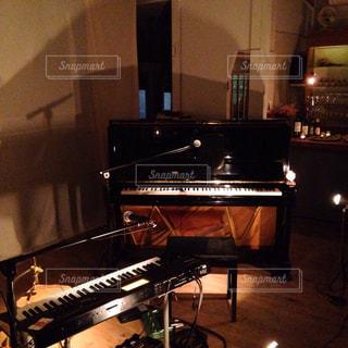 ピアノの写真・画像素材[609187]