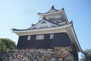 浜松城の写真・画像素材[608476]