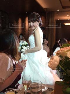 結婚式の写真・画像素材[609224]