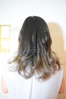 巻き髪 - No.609903