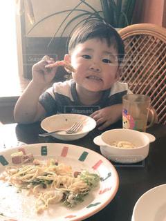 食事の写真・画像素材[610448]