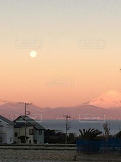 夕日の写真・画像素材[610606]