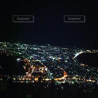 夜景の写真・画像素材[611675]