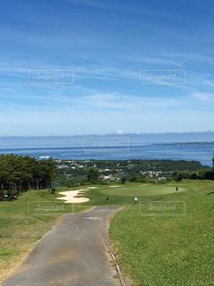 ゴルフの写真・画像素材[611321]