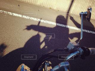 バイクの写真・画像素材[611881]