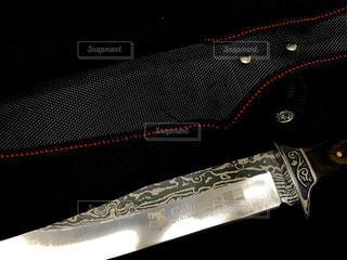 ナイフの写真・画像素材[612029]