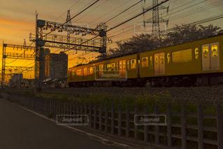 電車の写真・画像素材[646996]