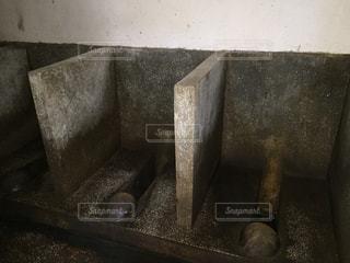 中国のトイレの写真・画像素材[613391]