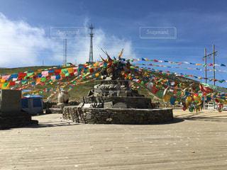 チベットの写真・画像素材[657928]
