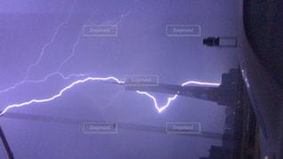 雷の写真・画像素材[657931]