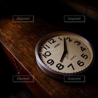 古い時計の写真・画像素材[613421]