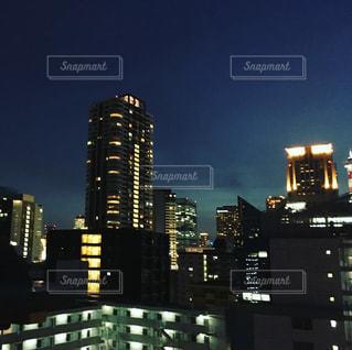 夜景の写真・画像素材[613590]