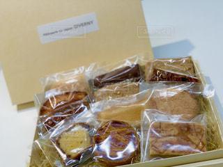 お菓子の詰め合わせの写真・画像素材[1051093]