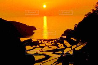 夕日の写真・画像素材[618406]