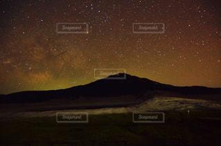 阿蘇の夜空の写真・画像素材[759509]