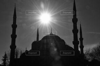 ブルーモスクの写真・画像素材[822616]