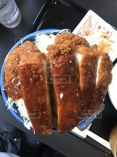 ソースカツ丼の写真・画像素材[3415690]